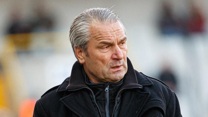 Bernd Storck is de nieuwe trainer van Cercle