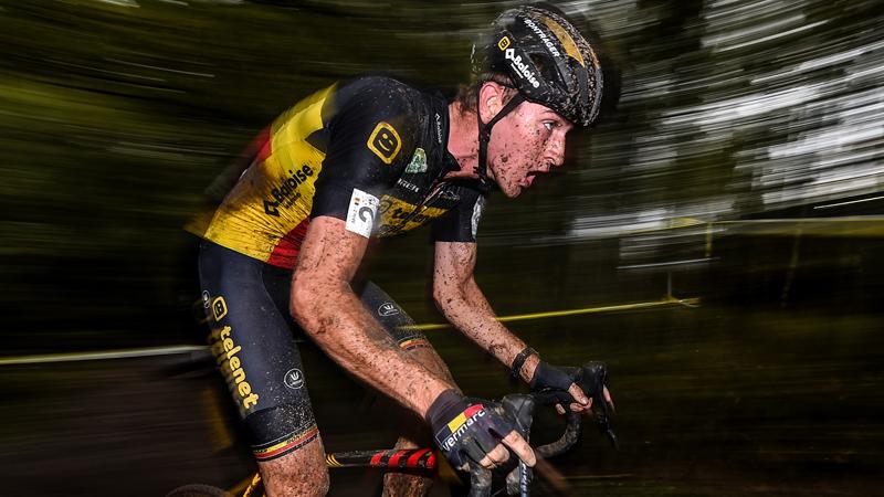 Belgisch kampioen Toon Aerts topt deelnemersveld Ethias Cross Beringen