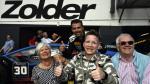 Marieke Vervoort vervult laatste wens op Circuit van Zolder (VIDEO)