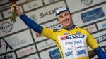 Slotetappe Viviani, eindklassement voor Lampaert in Slovakije