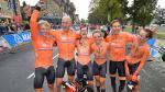Nederland wereldkampioen gemengde ploegentijdrit, België negende