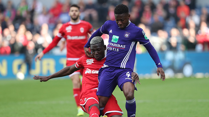 14h30 EN DIRECT: Anderlecht - Antwerp