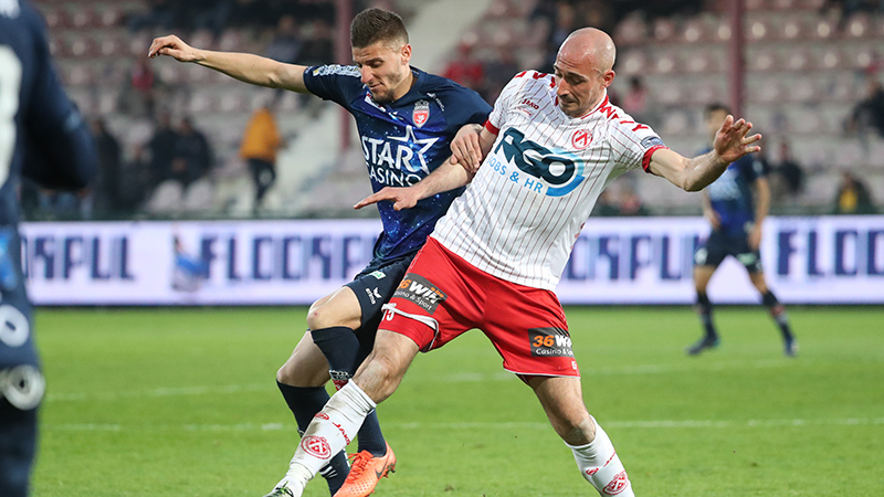 20h30 EN DIRECT: Mouscron - Courtrai