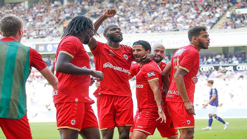 Quatrième défaite d'Anderlecht