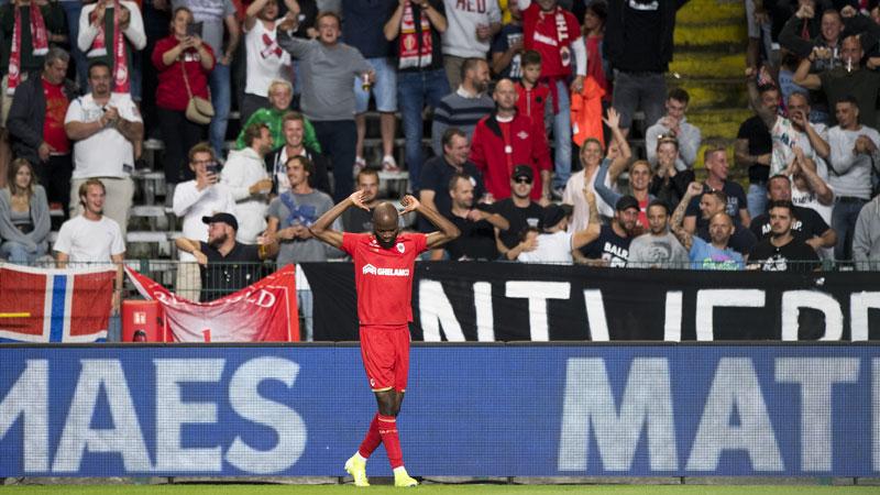 L'Antwerp assure à domicile