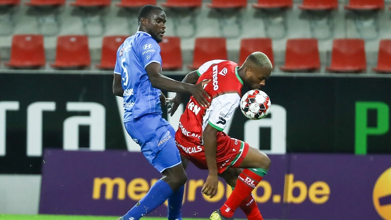 La Gantoise arrache un point à Zulte Waregem