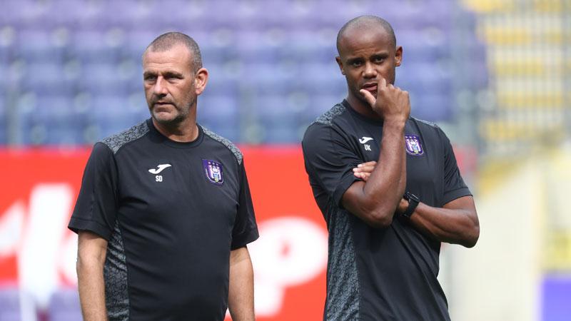 Davies: 'Hard gewerkt om sterke punten Club Brugge lam te leggen'