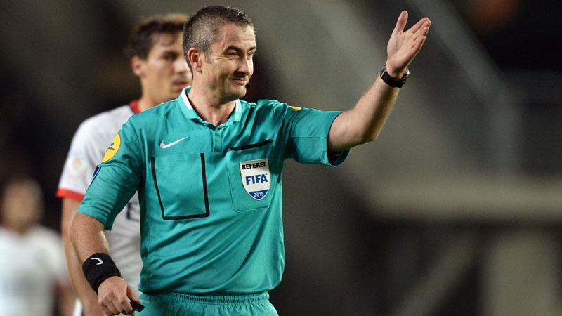 L'ex-arbitre français Frédy Fautrel nommé au poste de VAR Manager