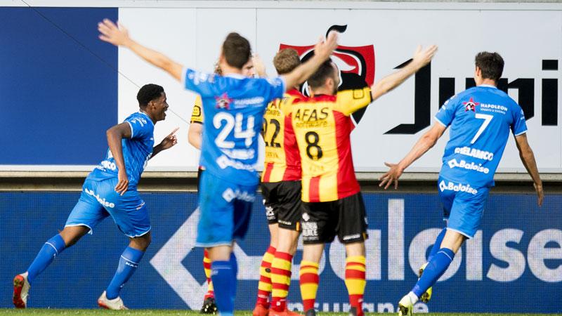 Verslag AA Gent - KV Mechelen