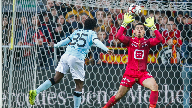 KV Mechelen - Club Brugge