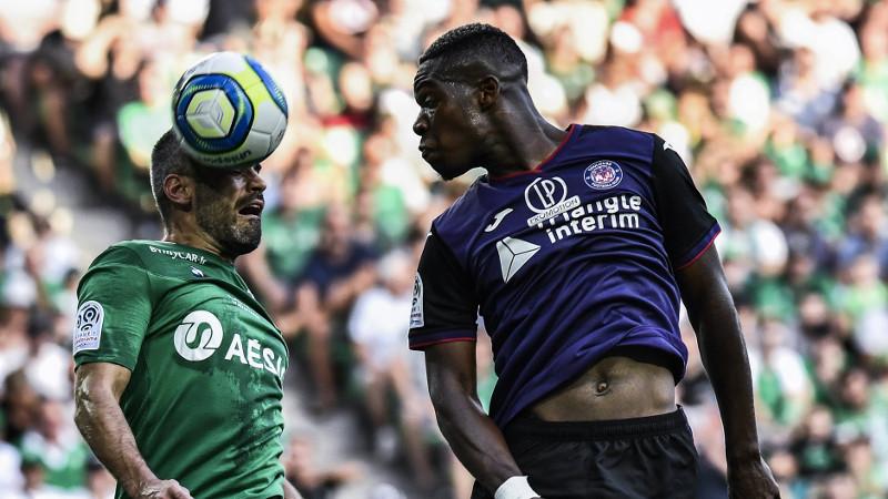 Nantes sur le podium de la L1, Saint-Etienne et Toulouse frustrés