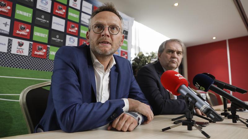 La Pro League transférera également son siège à Tubize
