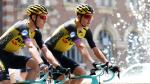 Teambazen Jumbo-Visma en Sunweb hopen op Tour, ook zonder publiek