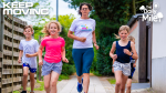 Participez au Challenge The Daily Mile at Home!