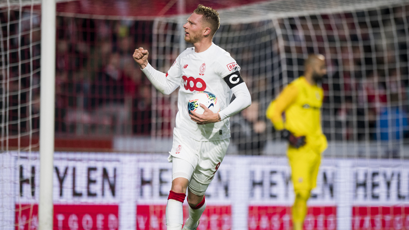 Du spectacle en Jupiler Pro League: le Standard répond à l'Antwerp (VIDEO)