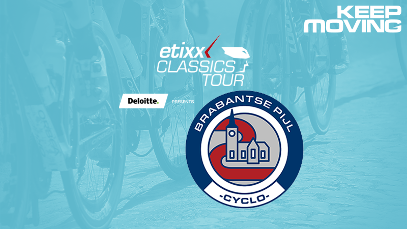 Tentez l'aventure de la Brabantse Pijl Cyclo!