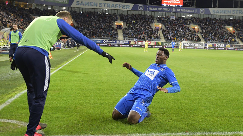 Une star de Jupiler Pro League dans le viseur des grands d'Europe
