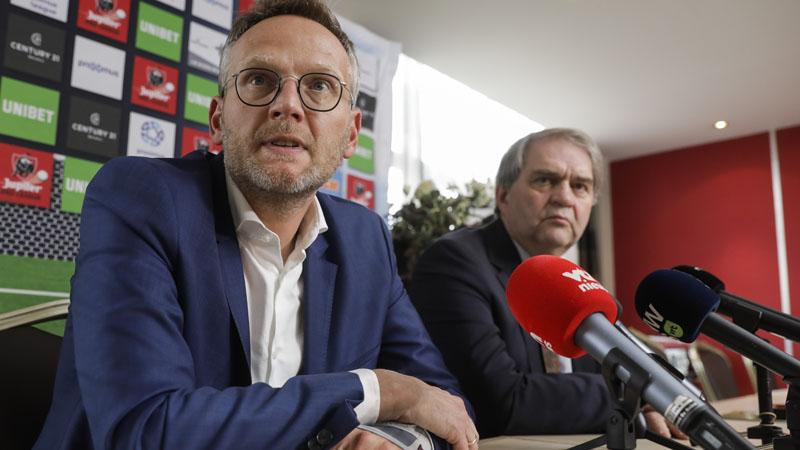 Peter Croonen: 'Voortzetten voetbalcompetitie sportief noch maatschappelijk wenselijk'