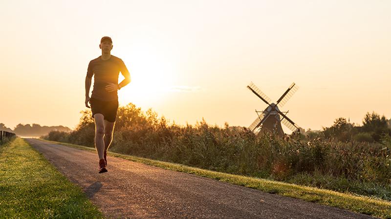 Wanneer train je beter (niet) in de ochtend?