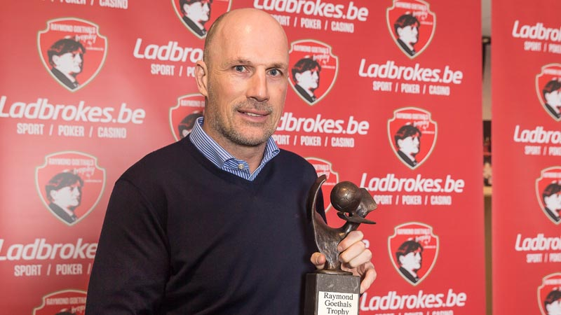 Clement recevra le Trophée Raymond Goethals lors du derby