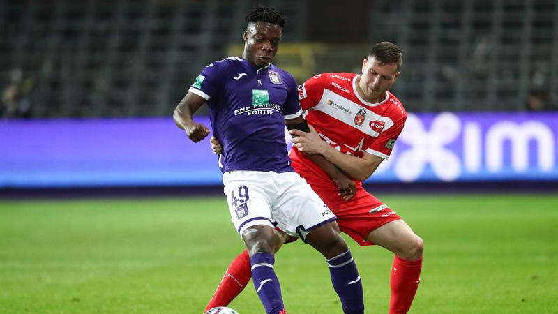 Nouveau contrat pour Doku à Anderlecht