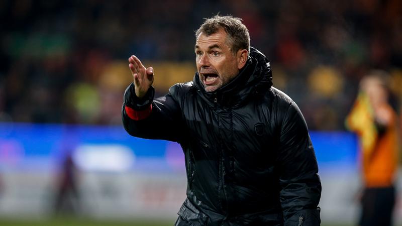Bernd Hollerbach maakt terugkeer als hoofdtrainer bij Moeskroen