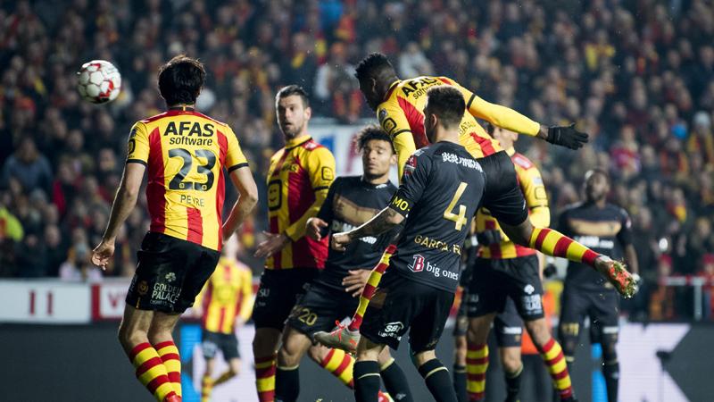 EN DIRECT 20h30: Saint-Trond - FC Malines