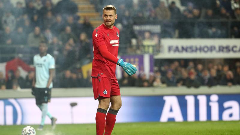 Anderlecht poursuit le lanceur de pétard