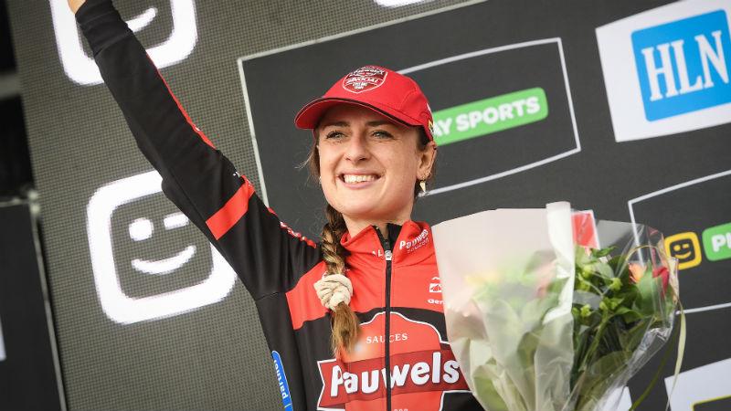 Betsema dubbelt in Leuven: 'Ik wilde van bij de start wegblijven'