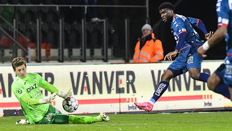Samenvatting KV Oostende - KV Kortrijk