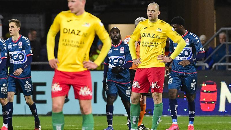 KV Kortrijk pakt de drie punten bij KV Oostende