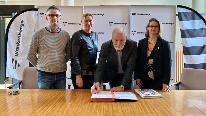 Ardooie and Blankenberge extend BinckBank Tour agreement