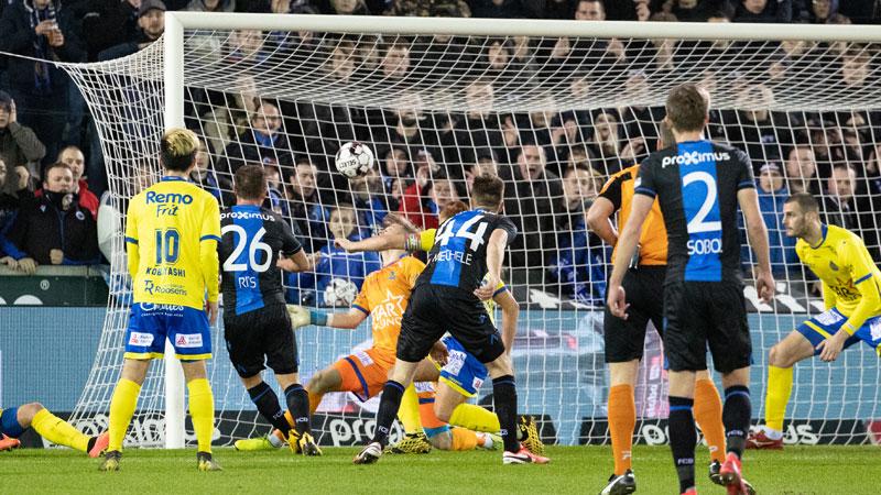 Rits offre la victoire au Club de Bruges à la 95ème !