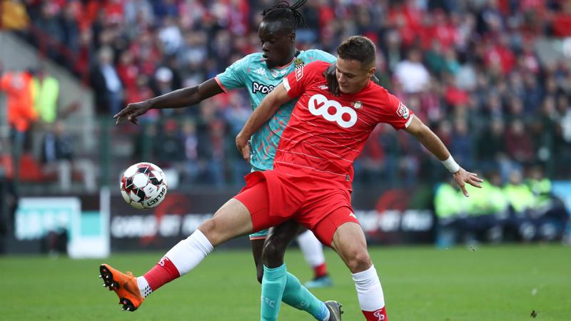 Face-à-face Charleroi-Standard pour la 3ème place