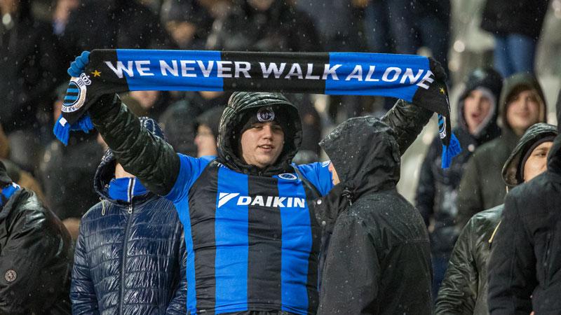 Club Brugge verkoopt 20.000 tickets in minder dan 12 uur