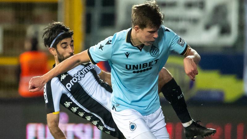 14u30 LIVE: Club Brugge - Charleroi