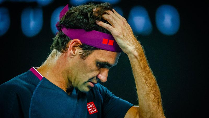 Roger Federer forfait pour Roland-Garros
