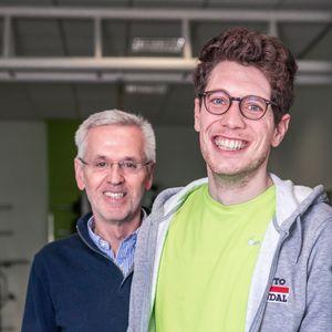 Stig Broeckx & Paul Van Den Bosch: ''Wat als' bestaat niet'