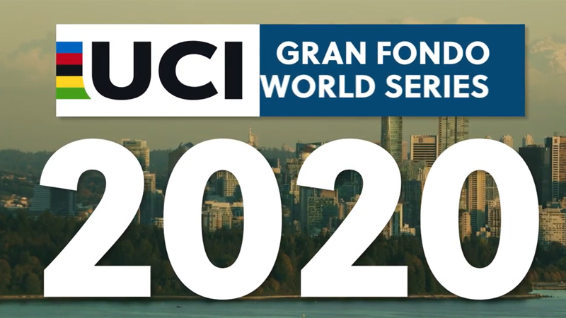 2020 UCI Gran Fondo World Series promovideo