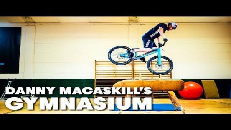 MacAskill verbluft opnieuw, nu in de fitnesszaal