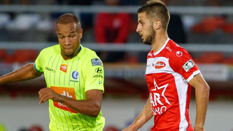 20h30 EN DIRECT: La Gantoise - Mouscron
