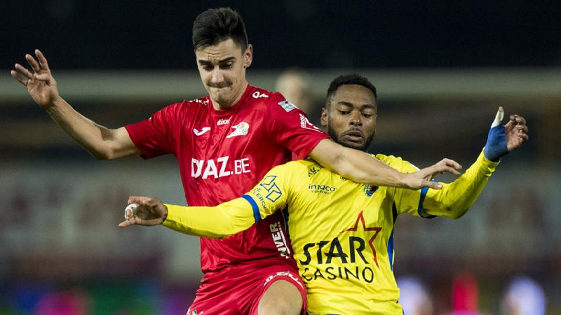 20h EN DIRECT: Ostende - Waasland-Beveren