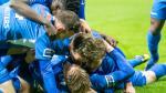 KRC Genk scoort punten in race naar Play-Off 1