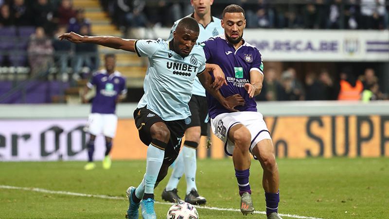 EN DIRECT 18h: Anderlecht - Club Bruges