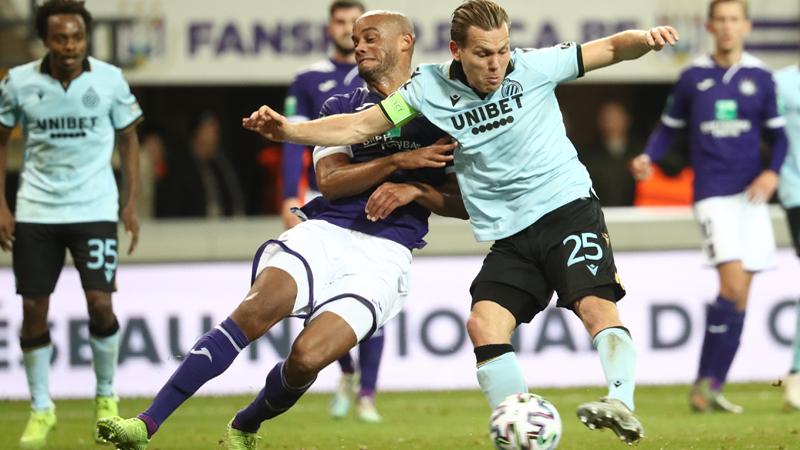 Anderlecht - Club Brugge is eerste kraker van 2020