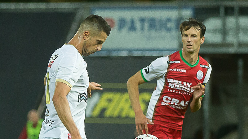 20h EN DIRECT: Antwerp - Zulte Waregem
