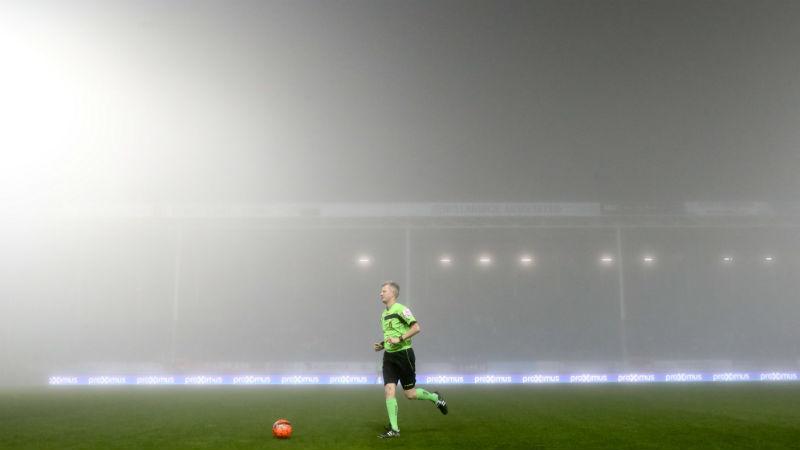 Charleroi-KV Mechelen wordt op 4 februari van bij het begin herspeeld
