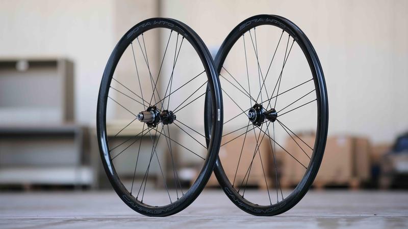 Campagnolo introduceert Bora WTO-wielen met 33 mm-profiel