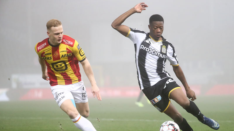 Samenvatting Charleroi - KV Mechelen