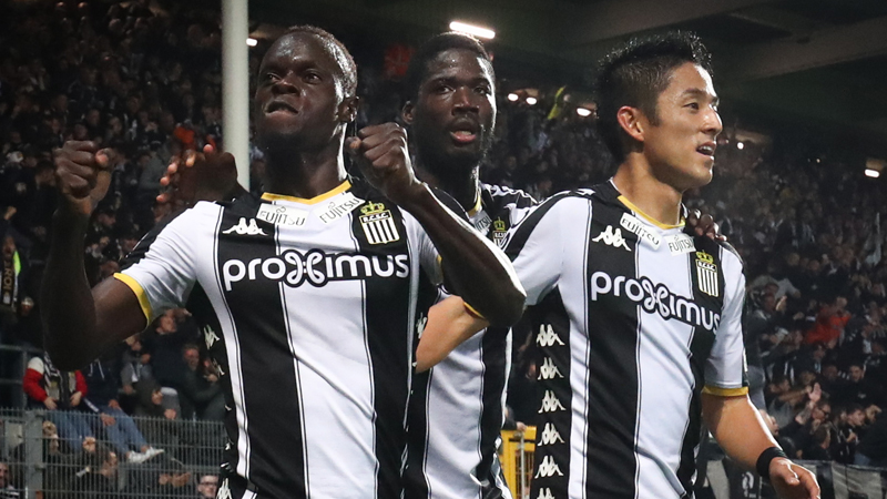 EN DIRECT 20h30: Charleroi - Club de Bruges
